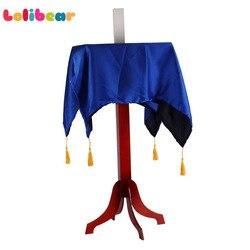 Drijvende Tafel Met Anti Zwaartekracht Vaas Draagtas Goocheltrucs Verbazingwekkende Stage Magic Gimmick Drijvende Fly Magia Voor Goochelaars