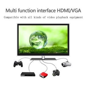 Image 3 - כבל HDMI 2.0 ספליטר 4k 1080P HD בחדות גבוהה HDMI ל HDMI כבל כבל switcher 1M 2M 3M שטוח קו עבור מתג מחשב