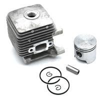 34MM Cylinder Piston Kit For Stihl FS38 FS45 FS46 FS55 HL45 FC55 BT55 KM55 MM55 SH85 Parts # 4140 020 1204|Pole Saws| |  -
