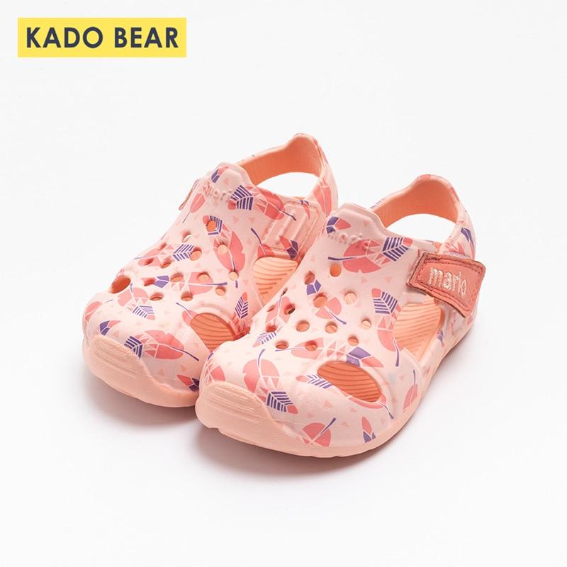 Children Cartoon Indoor Beach Water Flat Shoes Toddler Boy Summer Slippers Baby Girl Fashion Cave Garden Sandals Kids Flip Flops