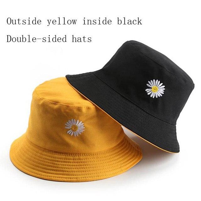 Chapeaux  de pêcheur Double face, printemps