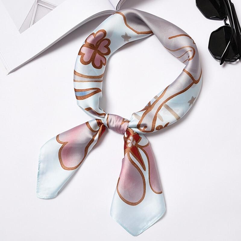 Fashion Pocket Square Colorful Handkerchief 70*70cm Silk Floral Striped Paisley Hanky Suit Men's Business Wedding