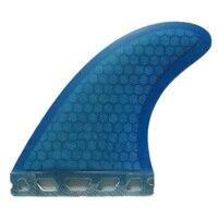 Surfboard Support Board Fiberglass Honeycomb Ankle Three Piece Surfboard Surfboard Tail Mat