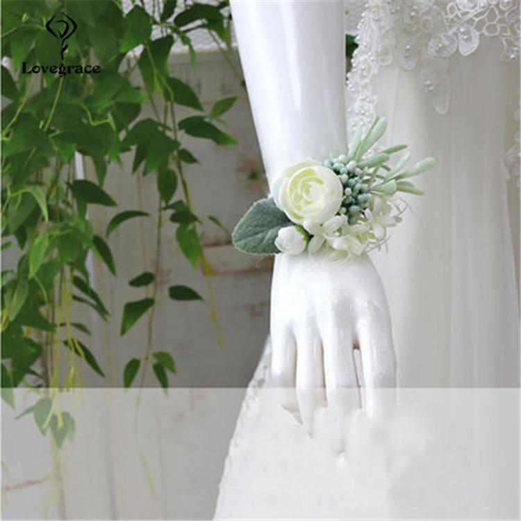 wedding wrist corsage  (4)