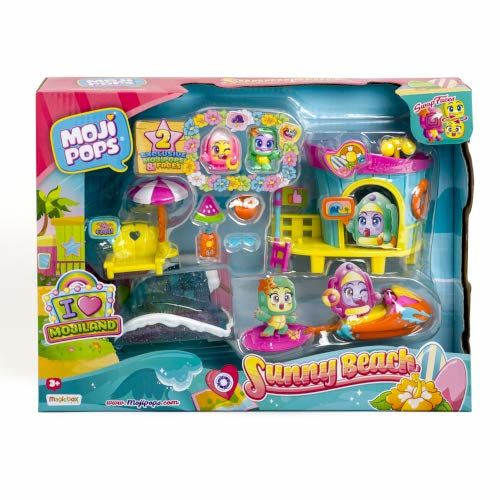 MOJIPOPS PMPSB216IN70 Collectible Figures, Multicolour