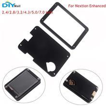 Acryl Zwart Case Voor Nextion Verbeterde Display Module 2.4/2.8/3.2/3.5/4.3/5.0/ 7.0 Inch Acryl Nextion Case