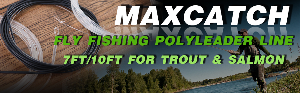 Fly Fishing Polyleader Line