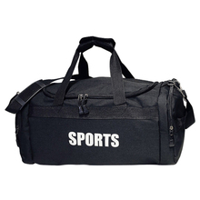 Outdoor Sports Gym Bag Travel Handbag Men Fitness Training Shoulder Handbag Women Yoga Luggage Duffles Crossbody Bags