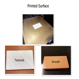 Новая Обновленная Двусторонняя текстурированная и Soomth PEI пружинная стальная кровать с покрытием, гибкий печатный материал, кровать 220/235/310 м...