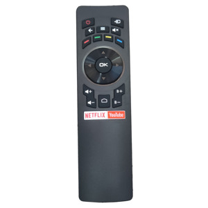 Image 1 - NEW Original RC3442108/01 for Multilaser TV Remote control with NETFLIX Youtube Fernbedienung