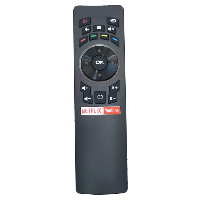 Nouveau RC3442108/01 dorigine pour télécommande de télévision Multilaser avec NETFLIX Youtube Fernbedienung