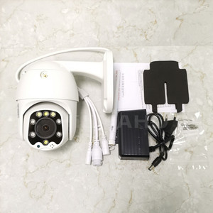 Image 5 - HISMAHO WIFI Camera 1080P HD Outdoor Speed Dome PTZ IP Camera Two Way Audio Thuis Cctv Surveillance Onvif p2P CamHi APP
