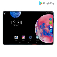 2019 Super Tempered 2.5D Glass 10.1 inch tablets Android 9.0 Octa Core 6GB RAM 64GB ROM 1280*800 IPS Screen Tablets 10.1 + Gift
