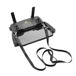 Image 2 - DJI Mavic 2 PRO Zoom Mavic Air 스파크 훅 브래킷 끈 스트랩 숄더 넥 벨트 용 리모콘 더블 매달려 버클