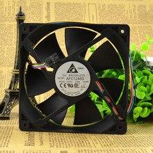12025 12 см 48V 0.48A AFC1248D защиты электродвигателя Вентилятор охлаждения