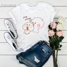 2020 Новинка; Лидер продаж; Женская футболка с изображением