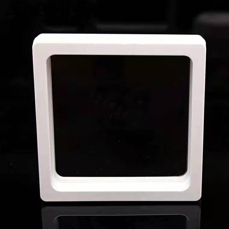 Transparent PE Thin Film Brooch Gift Box Jewelry Box