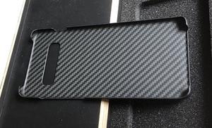 Image 5 - Кевларовый чехол для телефона samsung s10 из настоящего углеродного волокна Galaxy s10 plus из чистого углеродного волокна матовый Легкий Простой деловой персональный