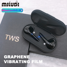 TWS M6S Wireless Bluetooth Earphones Waterproof Music Headph