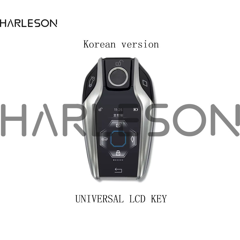 Korean Modified Universal Smart Remote Car Key LCD for BMW Benz Audi Toyota Honda Cadillac Lexus KIA Ford Hyundai Renault
