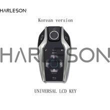 Chave do carro universal modificado universal inteligente remoto lcd para bmw benz audi toyota honda cadillac lexus kia ford hyundai renault