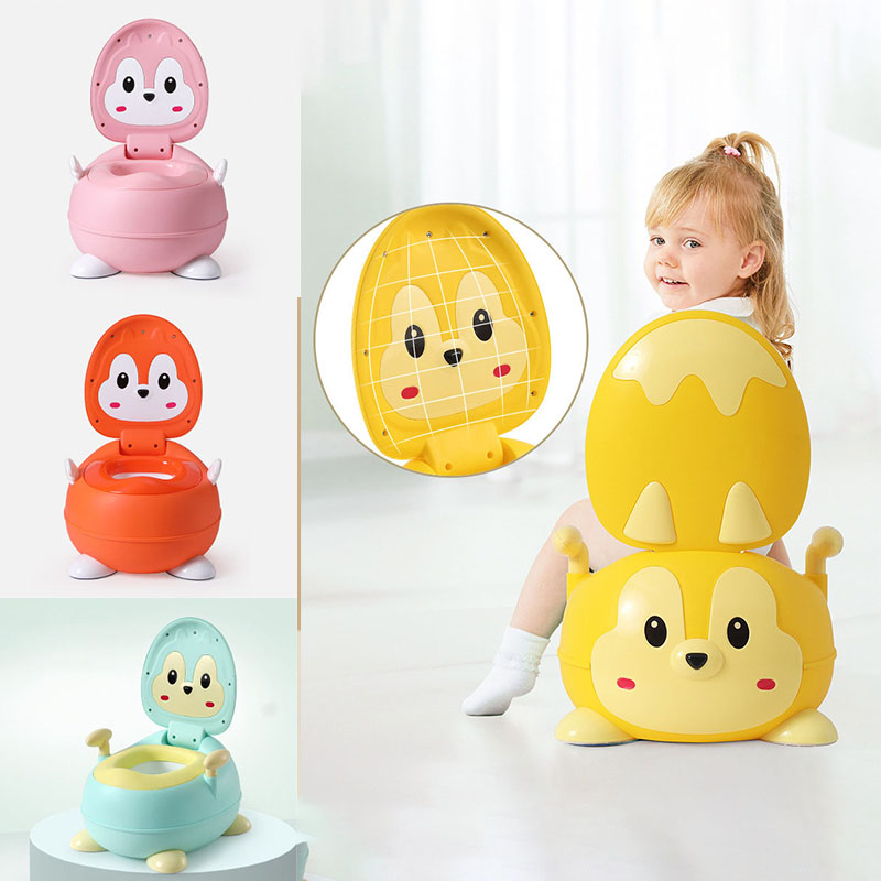 Portable Baby Potty Baby Toilet Car Potty Child Pot Training Multifunction Girls Boy Potty Kids Chair Toilet Seat Children's Pot