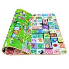 Tapis rampant épais de 0.5cm pour bébé, tapis de développement pour enfants, tapis de jeu pour enfants, Puzzles, tapis de jeu pour pépinière