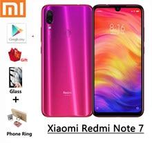 Xiaomi Redmi Note7 smartphone Android Handy handy 6G 64G Snapdragon 660AIE mit Globales rahmen