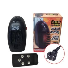 Creative Portable Second Generation Heater Fan Fast Heater Home Office Multi-Function Mini Heater 400W