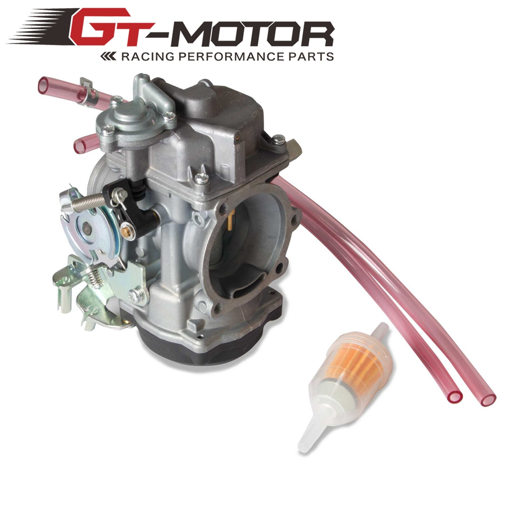 40mm Motorcycle Carburetor for Harley Davidson Sportster CV 40 XL883 Carb Replacement Part Number 27421-99C 27421-99A  27465-04