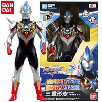 BANDAI Deluxe Edition Sound and Light Oub Altman action toy figures children toys anime action figures toys for boys gift 30cm