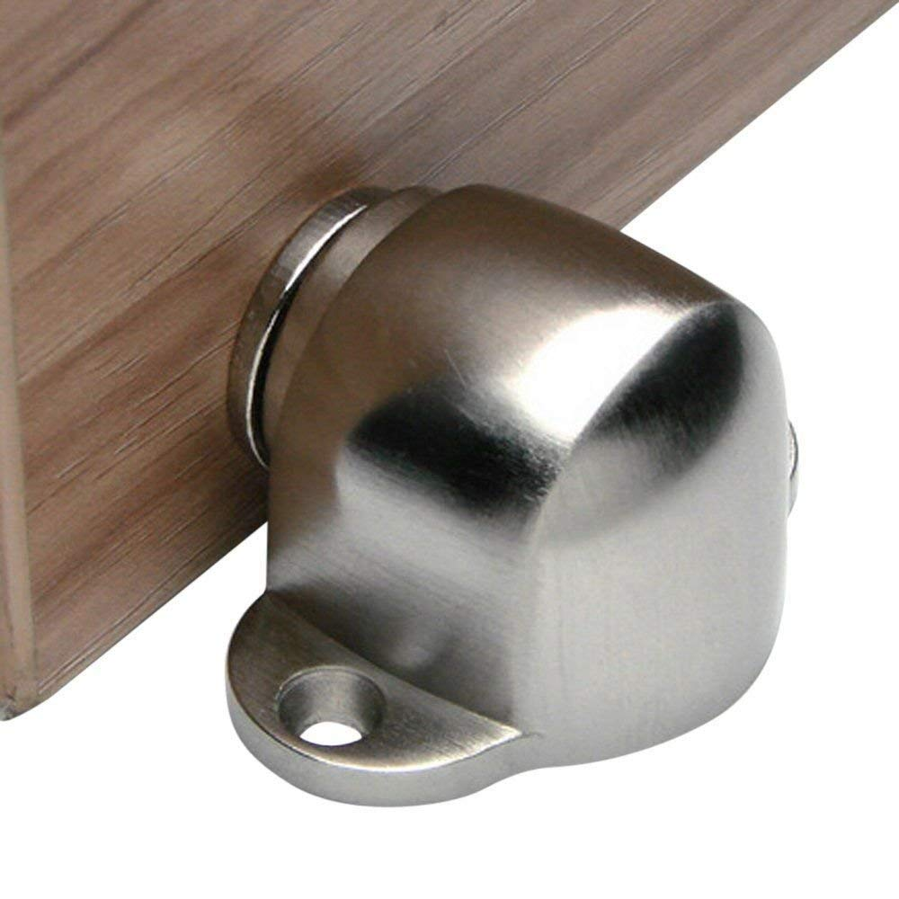 Stainless Steel Door Strong Magnetic Door Stopper Suction Gate Engineering Project Supporting Hardware Door Stop