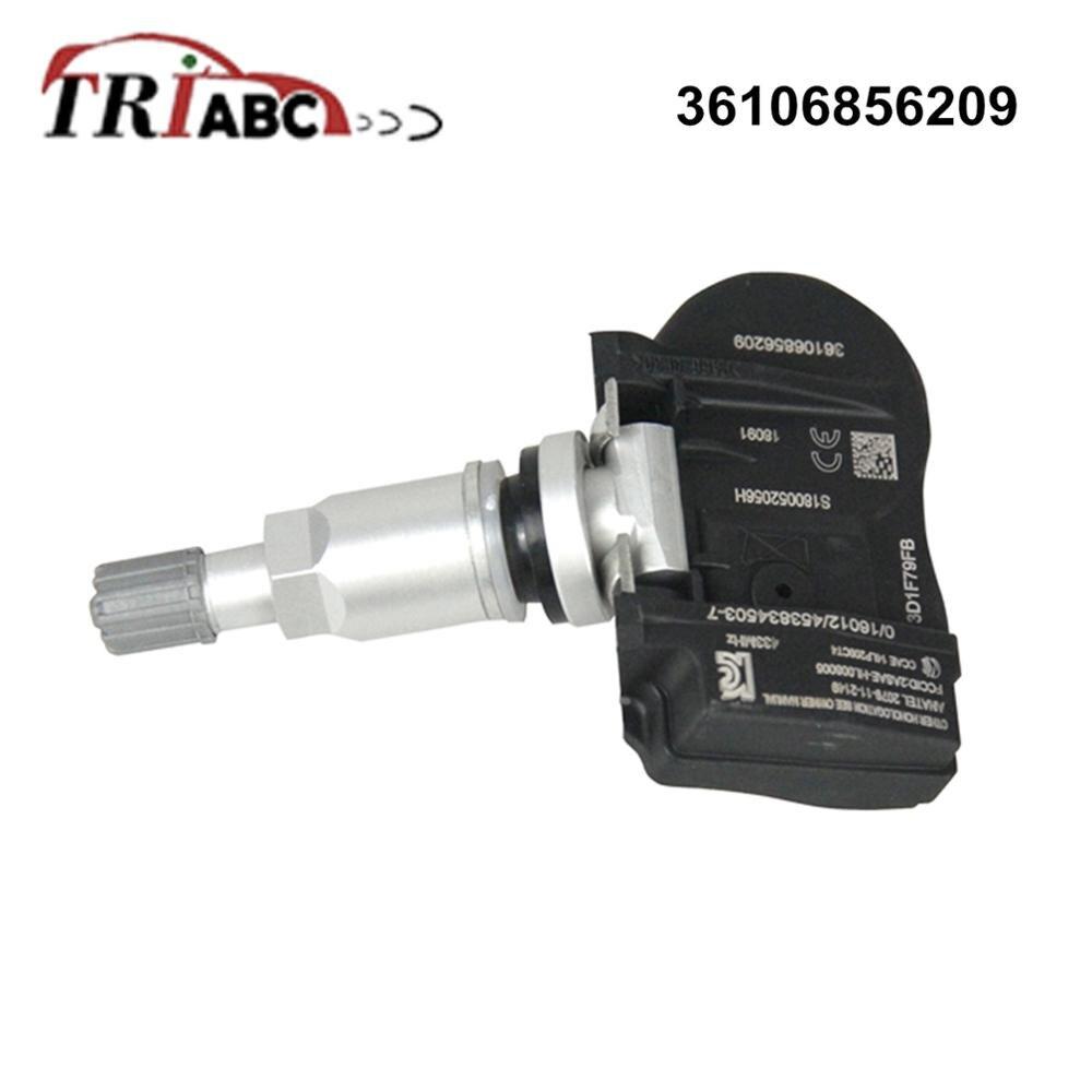 36106856209 capteurs de surveillance de la pression des pneus 433 Mhz pour BMW TPMS capteur système de surveillance de la pression des pneus