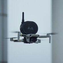 Alto falante megafone para câmera de drone, transmissão aérea, alto falante para mavic mini pro 2 pro zoom fimi phantom 3 4, acessórios
