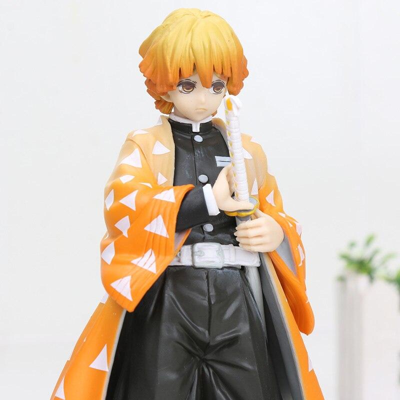 16cm Japan Anime Demon Slayer Kimetsu no Yaiba Action Figure 15
