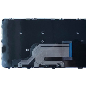 Image 2 - New US Laptop Keyboard For HP Probook 430 G3 430 G4 440 G3 440 G4 445 G3 640 G2 645 G2 English black Keyboard with frame