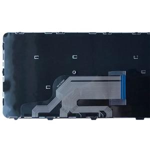 Image 2 - Teclado para ordenador portátil con marco, para HP Probook 430 G3 430 G4 440 G3 440 G4 445 G3 640 G2 645 G2