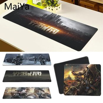 Maiya Top Quality Escape From Tarkov Gaming Player desk laptop Rubber Mouse Mat Free Shipping Large Mouse Pad Keyboards Mat printio значок escape from tarkov