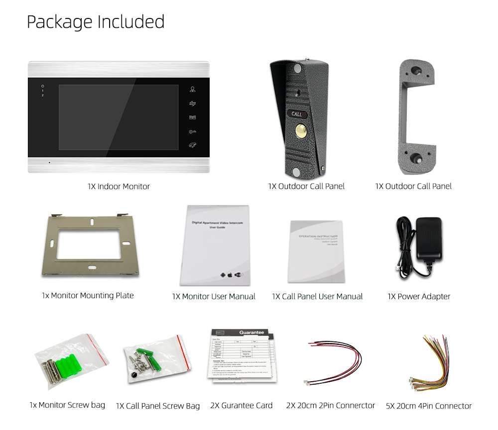 packing list86706+84201