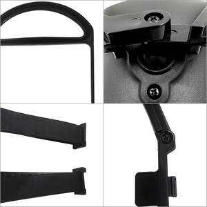Image 5 - Universal Adjustable Trailer Towing Dual Mirror Car Van Blind Spot Blindspot Towing Reversing Driving Mirror for Caravan Trailer