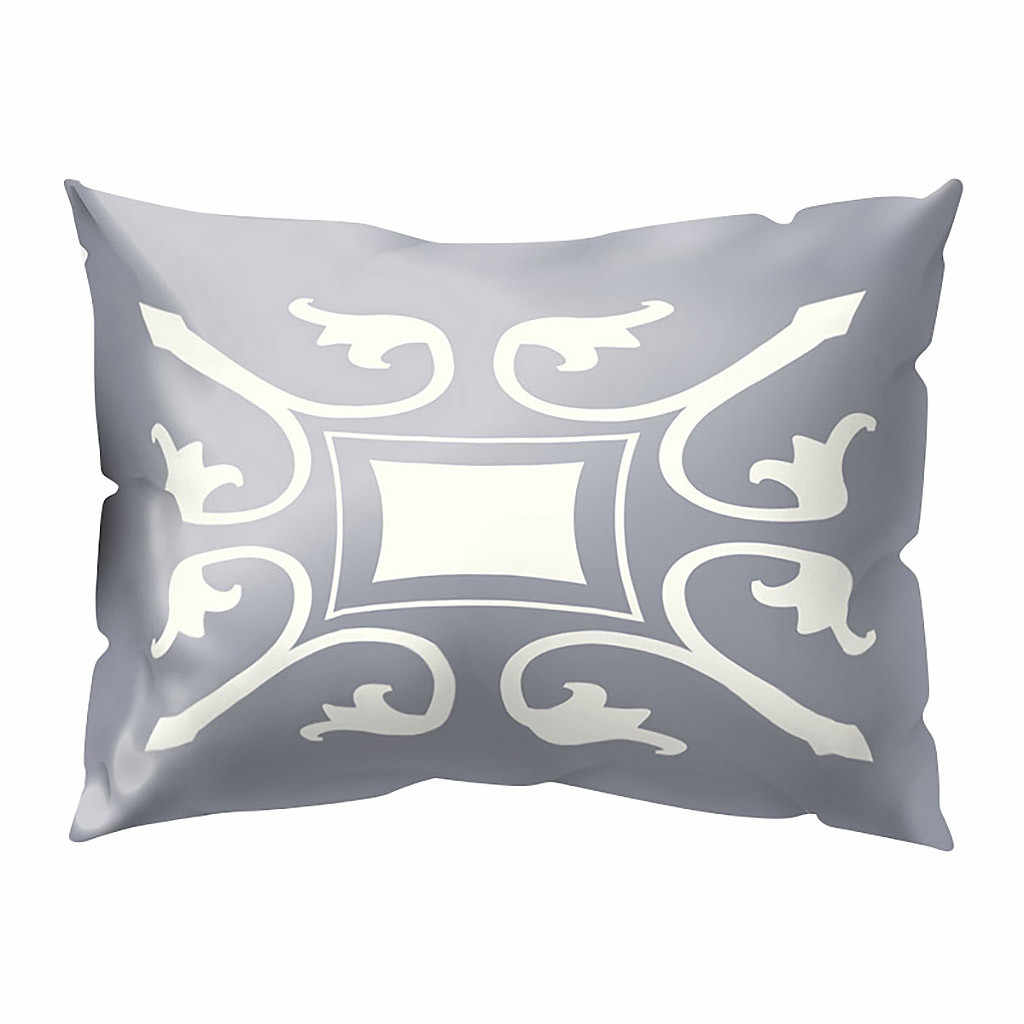Pillow 30 X 50cm Throw Cushion Cover