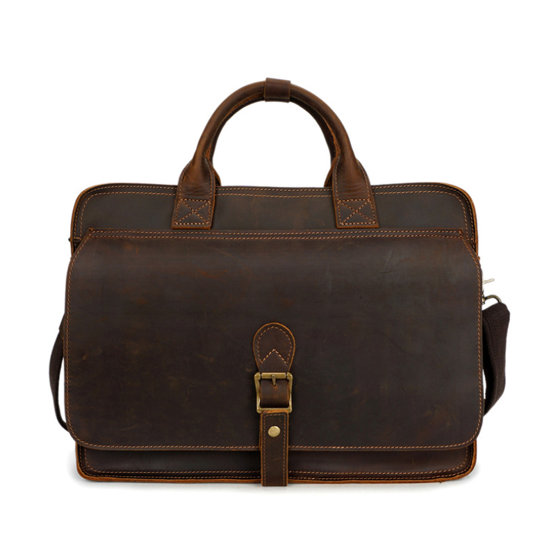 MAHEU Super Quality Luxury Fashion Briefcase For Men Formal Business Bag With Pen Pocket Anti Theft Designer Handbags Of Male