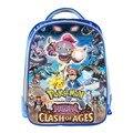 Аниме Покемон го Детский рюкзак Пикачу детские школьные сумки для мальчиков и девочек школьные рюкзаки PokeBall школьные сумки Детская сумка