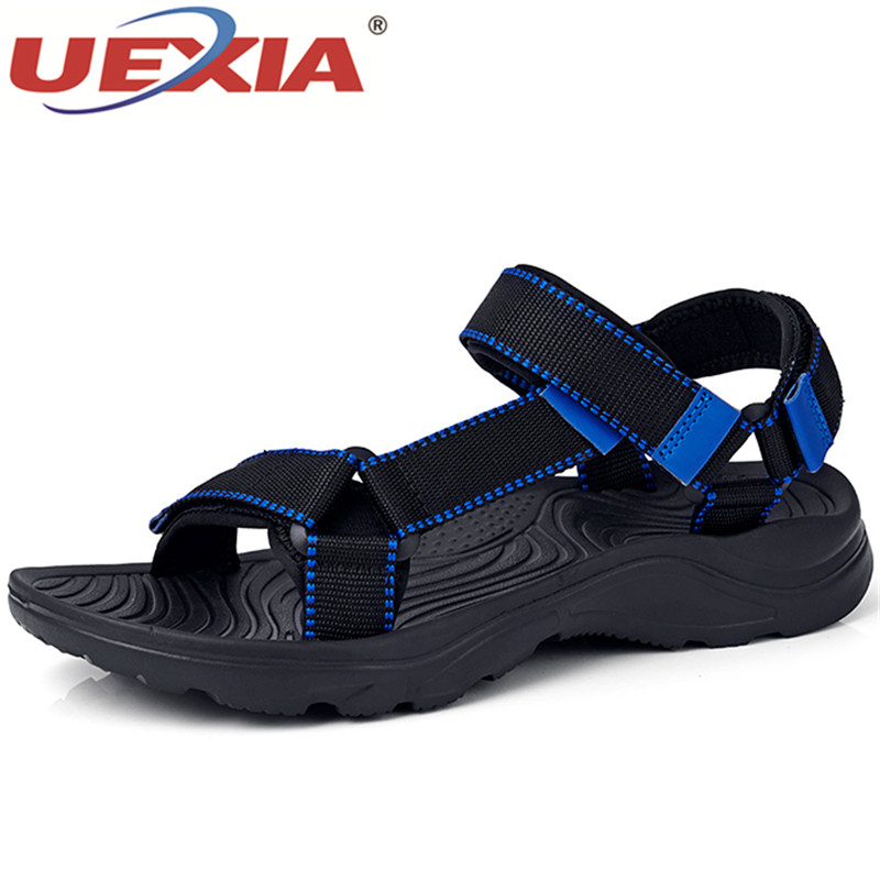 Breathable Clogs Anti-skid Flat Casual Leisure Slides Hombre Fashion Summer Shoes Men Outdoor Beach Sandals Flip Flops Slippers
