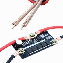 DIY ספוט רתכים עט עבור 18650/26650/32650 נייד 12V סוללה אחסון ספוט מכונת ריתוך PCB המעגלים ריתוך ציוד