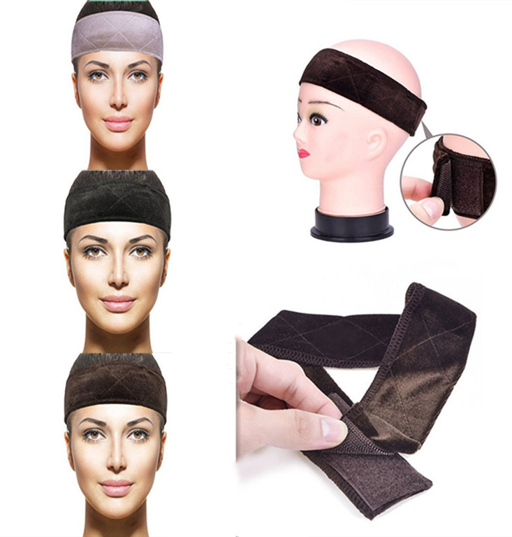New Arrival Hand Made Non-slip Wig Grip Band For Holding Your Wig, Hat Or Scarf Barber Accessories Hair Styling Accessories