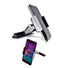 Universal Car Phone Holder For Xiaomi Redmi Note Pro CD Slot Mount Aluminum Alloy Stand Accessories