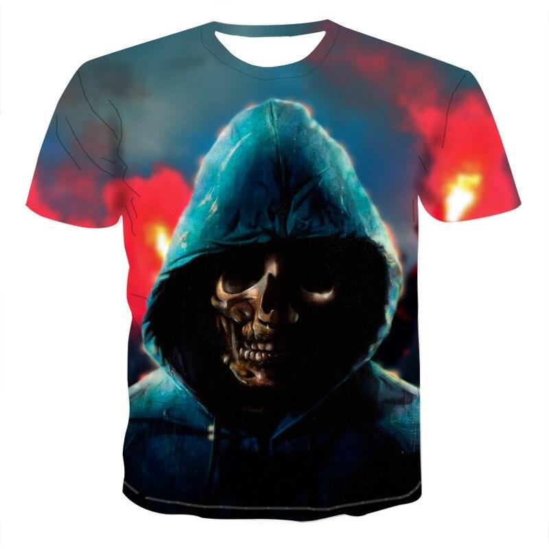 Funny t shirt zombies retro walking baseball horror dead cool Mens ZLB T-Shirt