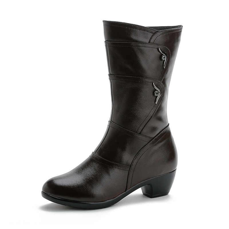 Xiuteng Moda Bayanlar Diz Yüksek Kışlık Botlar Yumuşak Deri Çizmeler Kadın Siyah Zip Sıcak Kadın Uyluk Yüksek Yuvarlak Ayak Çizmeler ayakkabı