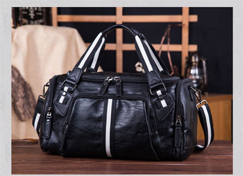 2020 New fashion handbags Korean leisure sports fitness bags cross-body large capacity luggage trend